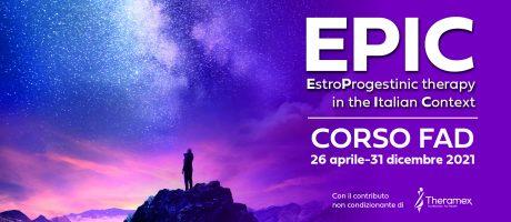 [:it]EPIC: EstroProgestinic therapy in the Italian Context  FAD[:]